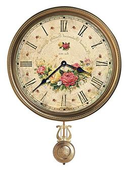 Howard Miller - Savannah Botanical VII Wall Clock