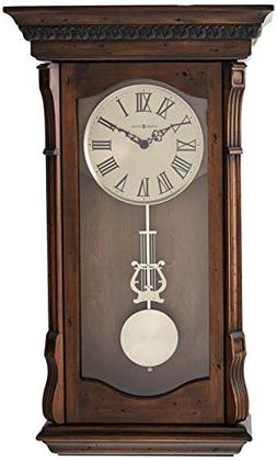 Agatha Wall Clock with Roman Numerals by Howard Miller