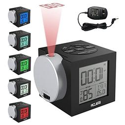 Alarm Clocks Time Projection, New Clock Time on Ceiling Wall