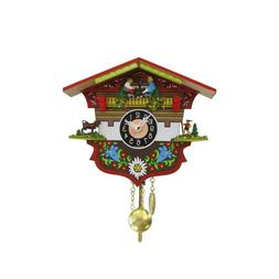 Engstler Battery-operated Clock Mini Size with Music Indoor