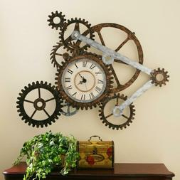 Gear Wall Art At  Its Finest This Sculpture's A Great Soluti