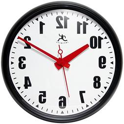 Infinity Instruments Impact 15 in. Wall Clock
