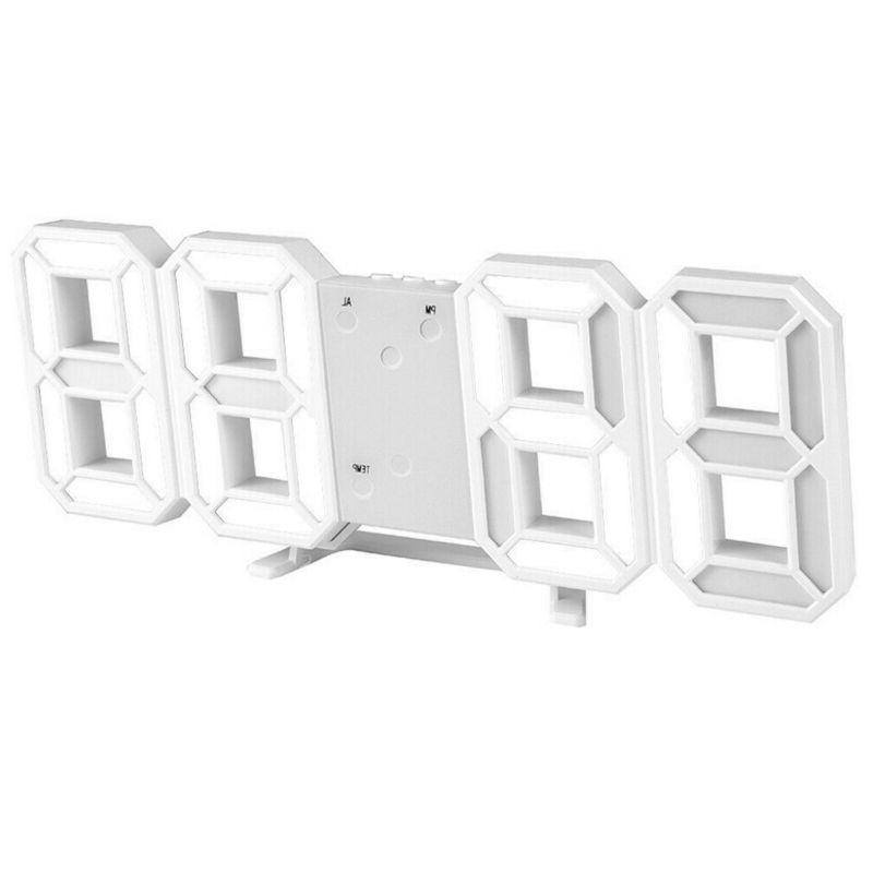 3D Big Wall Snooze 12/24 Brightness