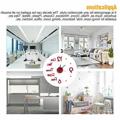 New Modern Large Wall Surface Office Room Decor