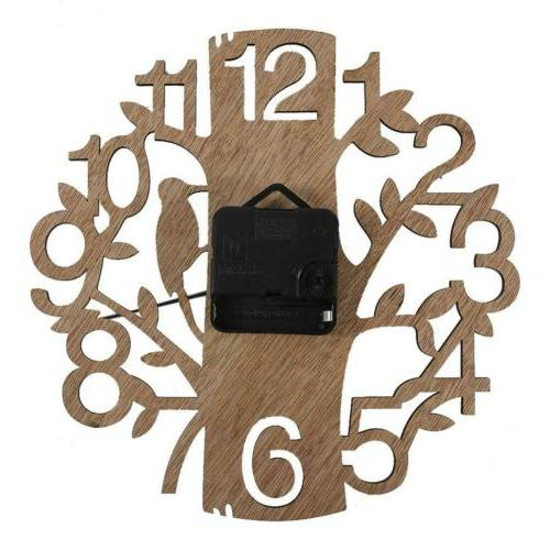 Creative Design Wall Clock Fashion Style Home Living Room Cl