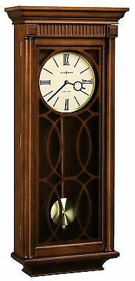 625-525 KATHRYN- HOWARD MILLER WALL CLOCK  WITH HARMONIC TRI