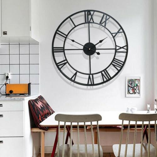 Large Clock Numeral Face
