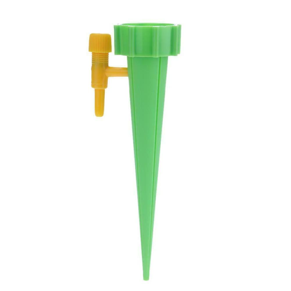 Plant Water Funnel Flower Drip Spikes Automatically