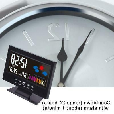 Projection Digital Clock Snooze Color
