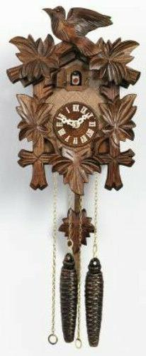 Quality hand-carved, traditional,  *all mechanical*   German