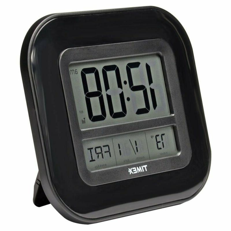 Timex 75322T Atomic Clock with Date, of