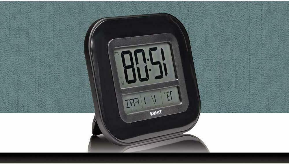 Timex 75322T Clock with Date, Day Week and