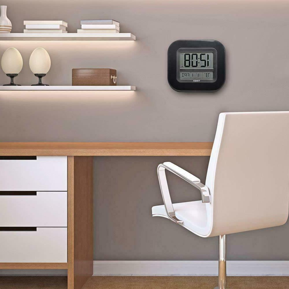 Timex Atomic Clock with of Week Temperature