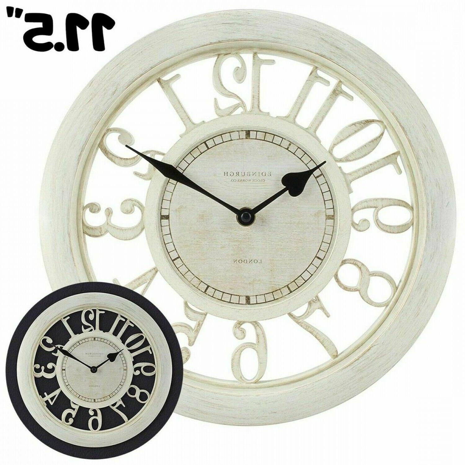 Wall Clock Large Living Room Decoration Modern Big Office An