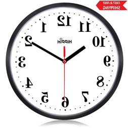 Large Wall Clock Oversized Living Room Silent Modern Decorat