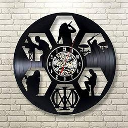 choma Wall Clock Large, Dream Theater, Clock, Dream Theater