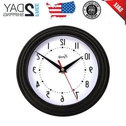 Wall Clock Living Room Silent Decorative Home Office Large N